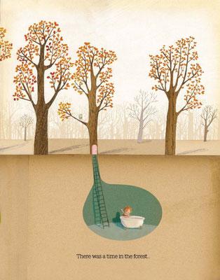 Oliver Jeffers: De grote bomenrover