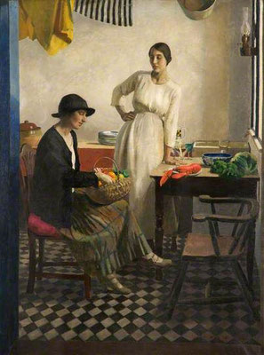 Harold Harvey: My kitchen