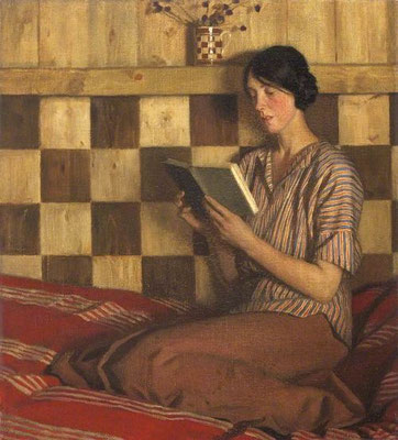 Laura Knight: Selfportrait