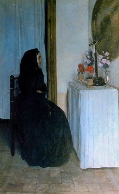 Ramon Casas i Carbó: at the altar