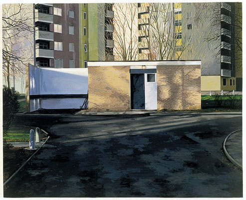 George Shaw: Cop Shop