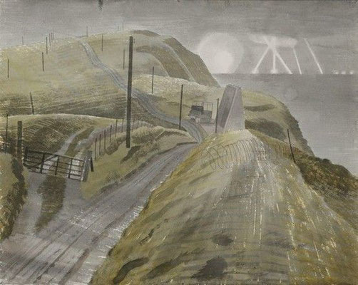 Eric Ravilious: Searchlights