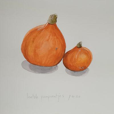Annette Fienieg: Last pumpkins