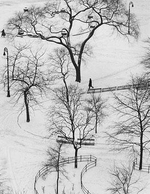 André Kertész: Washington Square Park