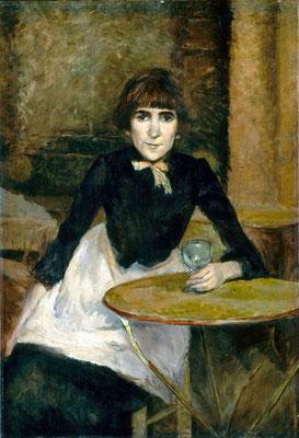 Henri de Toulouse-Lautrec: Jeanne Wenz