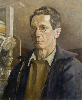 John Aldridge: Self portrait