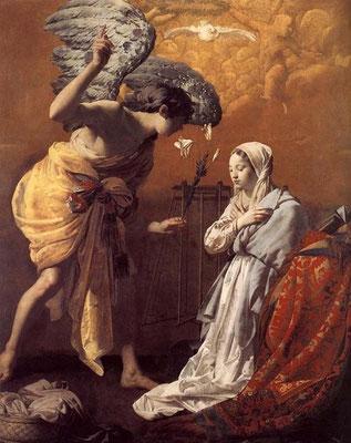 Hendrick ter Bruggen: Annunciation