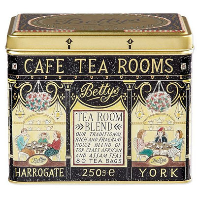 Emily Sutton: Betty's tea tin