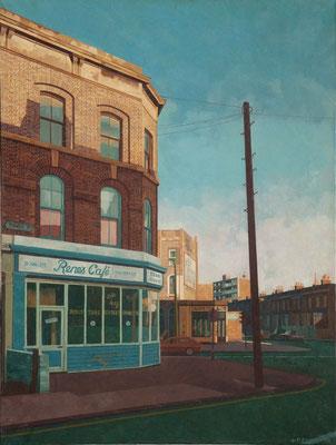 Doreen Fletcher: René's cafe