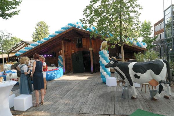 Der Kirchheimer Hirschgarten - Biergarten unter Kastanien - 32