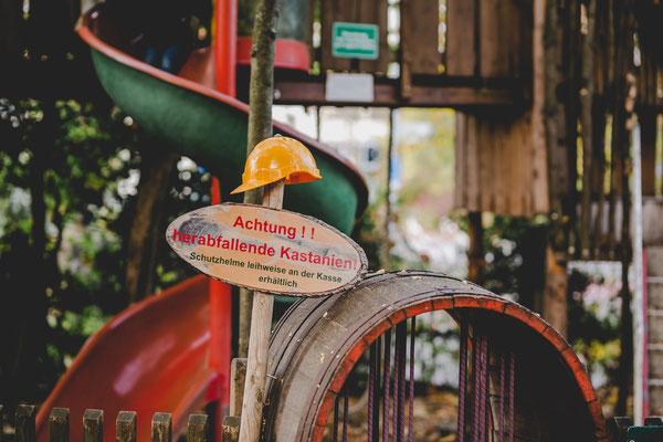Der Spielplatz im Kirchheimer Hirschgarten - 4