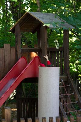 Der Spielplatz im Kirchheimer Hirschgarten - 3
