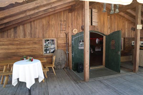 Der Kirchheimer Hirschenstadl - edel und zünftig feiern - 106