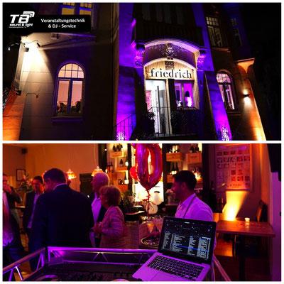 Event DJ im Friedrich, Bad Godesberg
