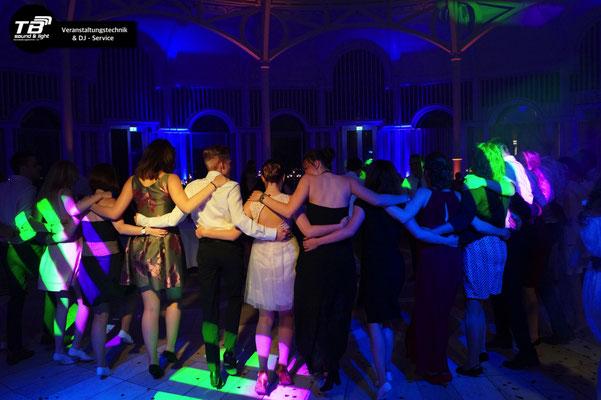 Hochzeits DJ Petersberg in der Rotunde