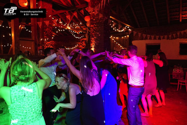 Hochzeits Dj in Burscheid auf dem Sieferhof