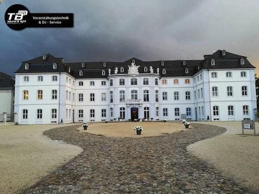 Hochzeits DJ auf Schloss Engers in Neuwied