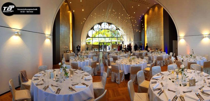 Hochzeitsdj Köln - Hochzeit in der Flora Köln