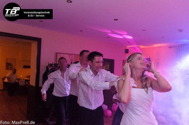 Hochzeits DJ im Gasthaus Mühlrater Mühle