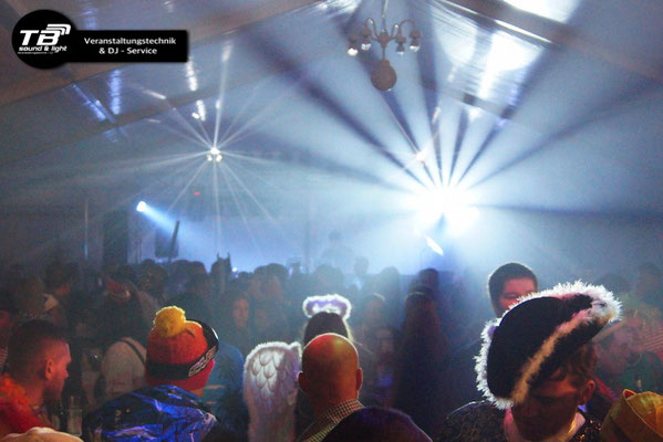Karnevals DJ in Alfter, Volmershoven, Witterschlick