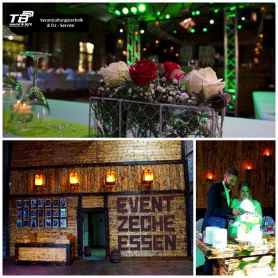 Hochzeits Dj in der Eventzeche Essen