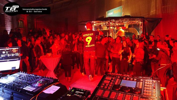 DJ + Technik für Stefan Stürmer - Reitstall Welsch in Arzdorf