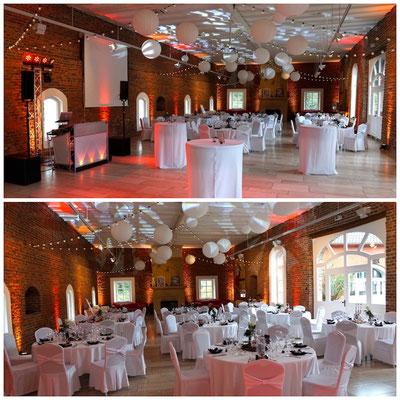 Hochzeits DJ in der Vorburg Heimerzheim