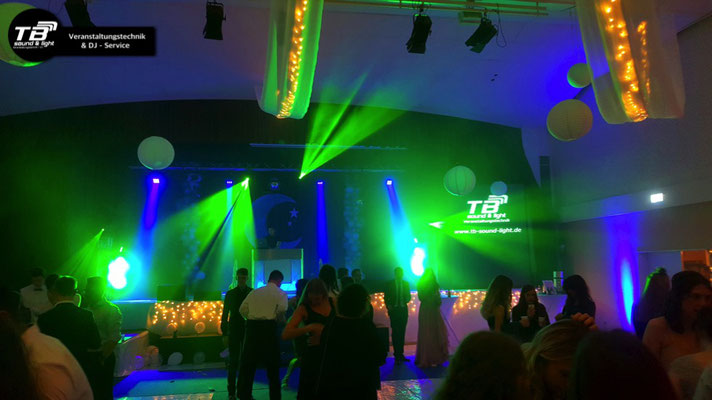 Abiball im Tivoli Kastellaun - Afterparty mit DJ