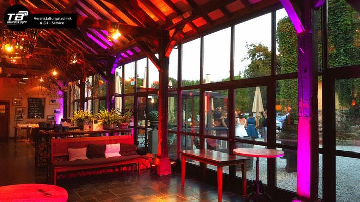Hochzeits DJ in der Landlust Burg Flamersheim