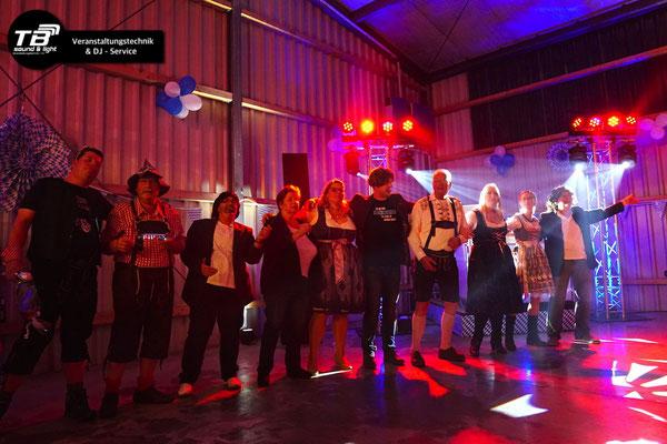 DJ inkl. Veranstaltungstechnik für Oktoberfest in Bornheim