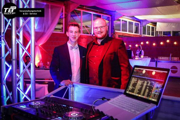 Hochzeits DJ Bonn Team: Timo & Martin
