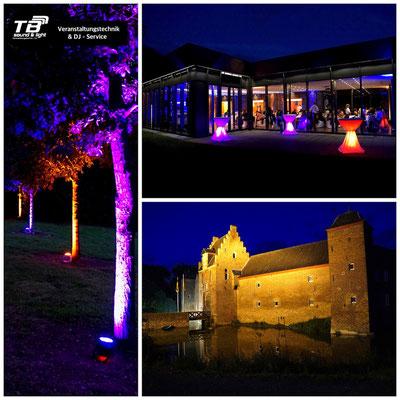 Hochzeitsdj im Burgpavillon Heimerzheim