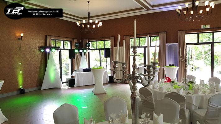 Hochzeits DJ Rheinbach - Waldhotel Rheinbach