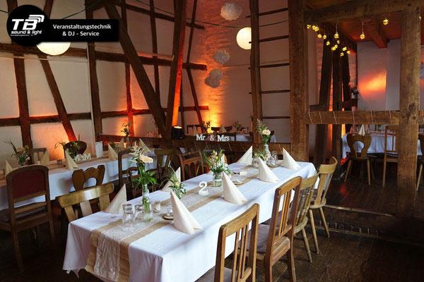 Hochzeitsdj im Gasthaus Bockenbusch, Neunkirchen Seelscheid