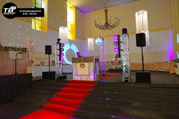 Hochzeits DJ Domäne Walberberg