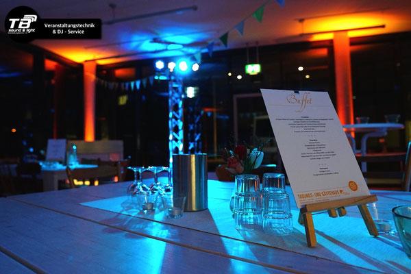 DJ für Geburtstag in der Alanus Mensa Alfter