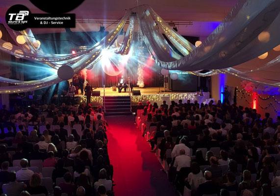 Abiball im Tivoli Kastellaun - offizieller Teil