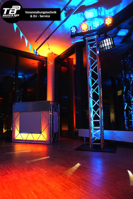 DJ für 60. Geburtstag in der Alanus Mensa Alfter