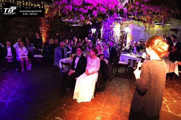 Hochzeits DJ in der Adenbachhütte Bad Neuenahr Ahrweiler - Winter