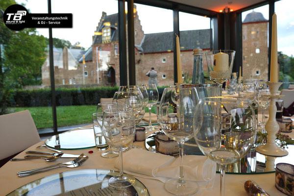 Hochzeits DJ im Burgpavillon Heimerzheim