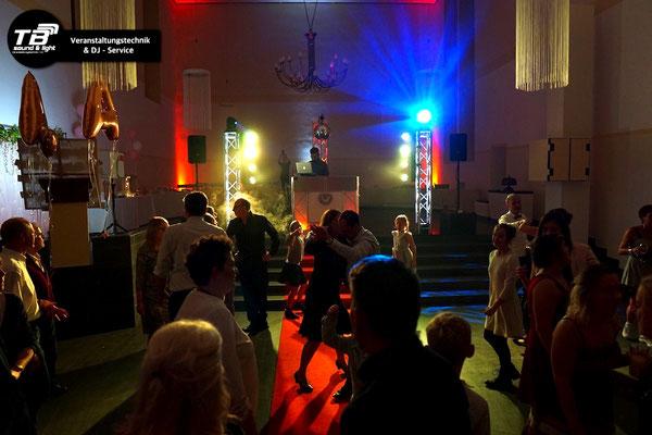Hochzeits DJ Eventkirche Bornheim