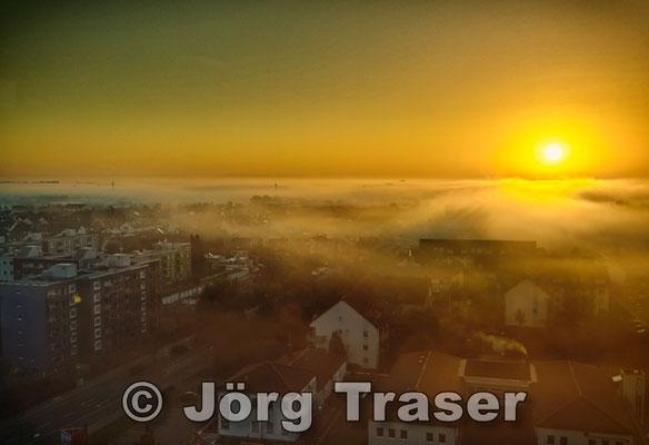 Neustadt am Morgen
