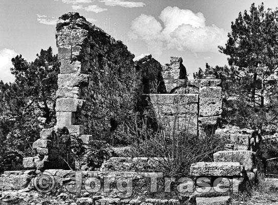 Türkei Ruine