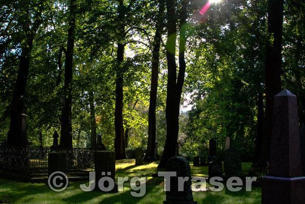 Friedhof Trondheim
