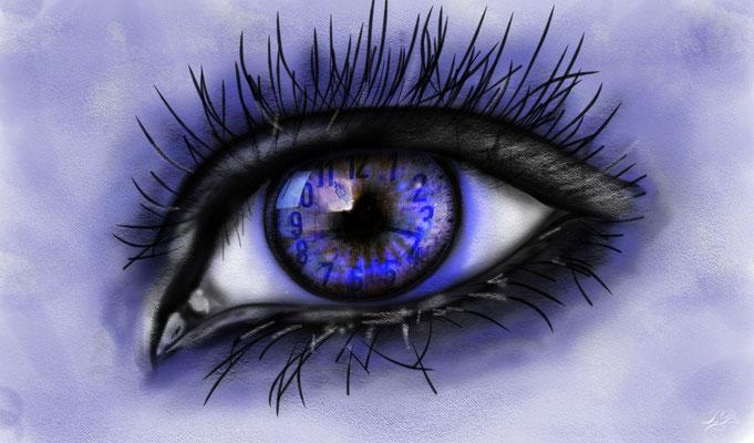 Das Auge der Zeit
