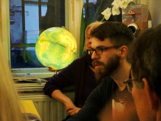 HEIMATPORNO 4.0 - Lesung im Nothaft & Seidel