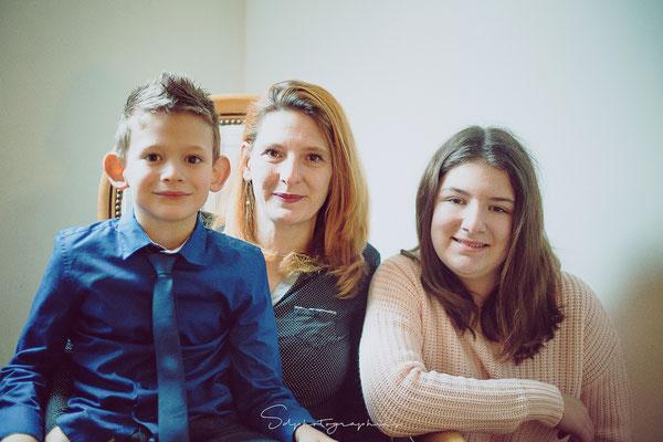 Elsa & ses enfants