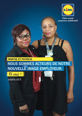 Lidl France - Maryse & Patricia