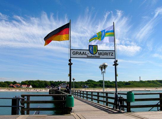Graal-Müritz Seebrücke