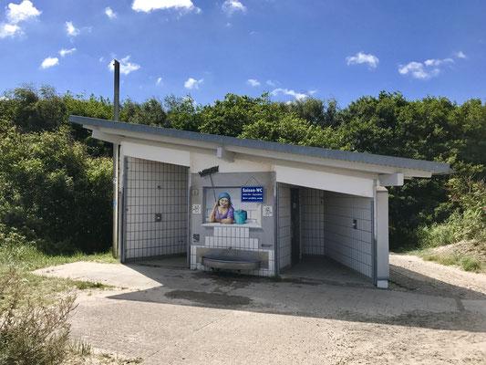 Graal-MGraal-Müritz Deichüritz Strand